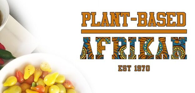 The Plant-Based Afrikan